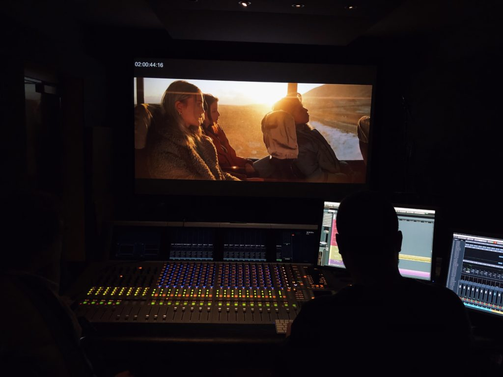 score mix for movie 'Iceland is Best'